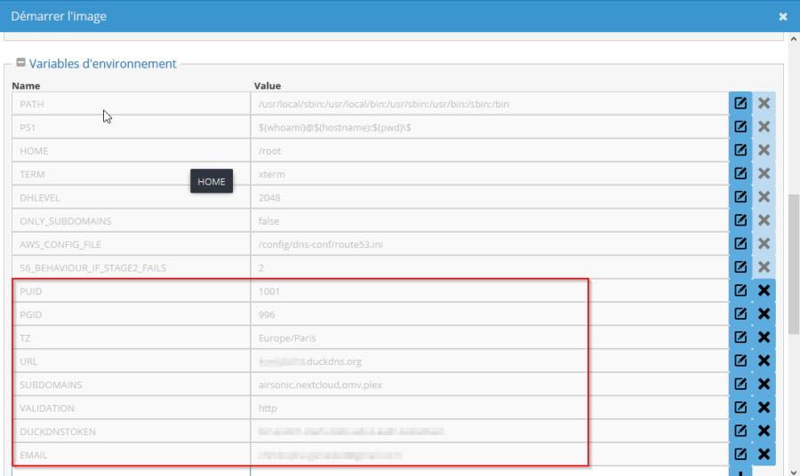 OpenMediaVault 4 x : accéder en SSL et via son nom de
